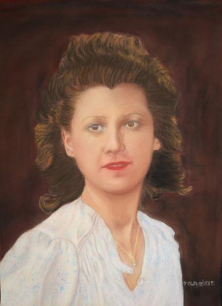 Ma maman Suzanne Clarisse