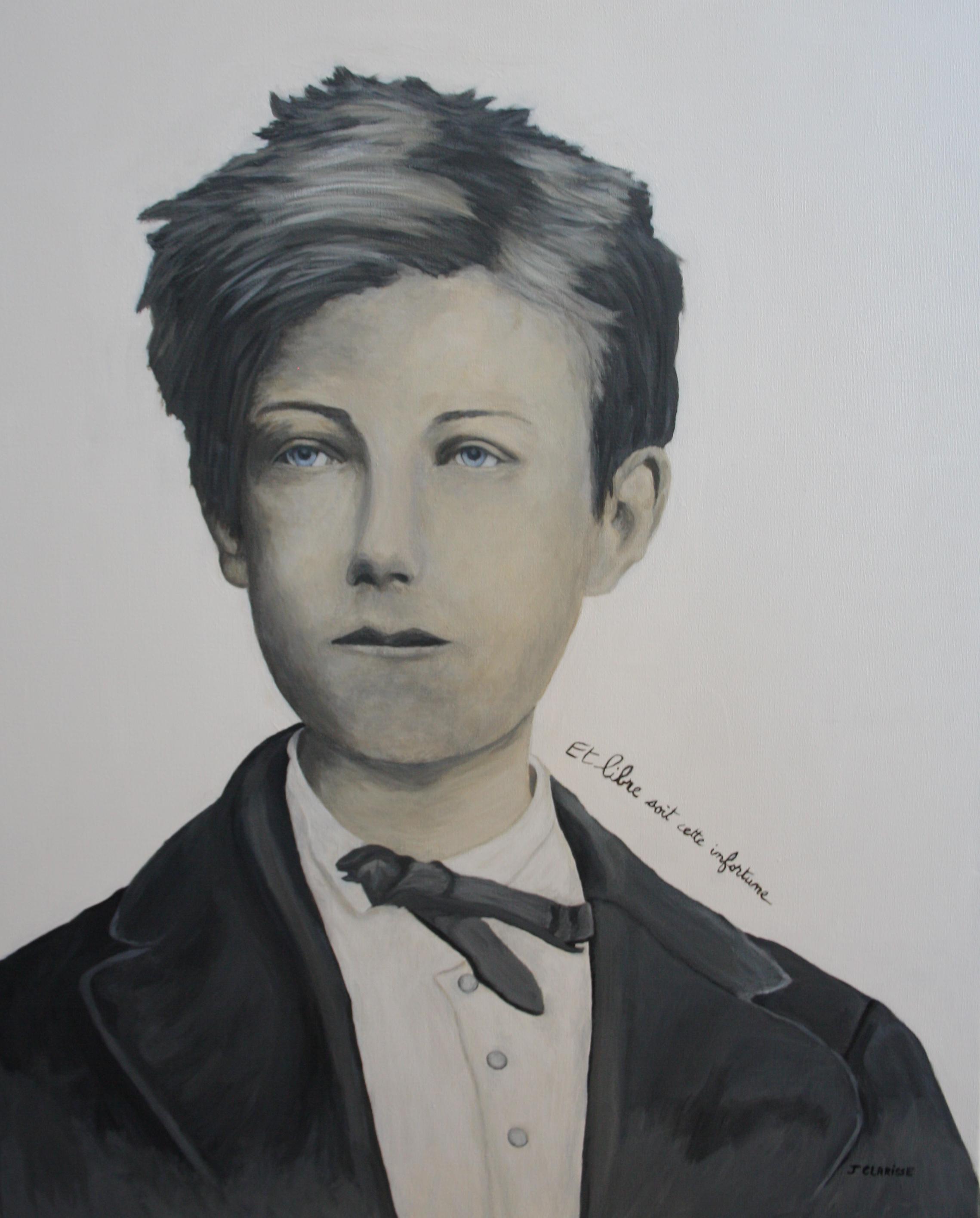 Arthur Rimbaud 1854-1891