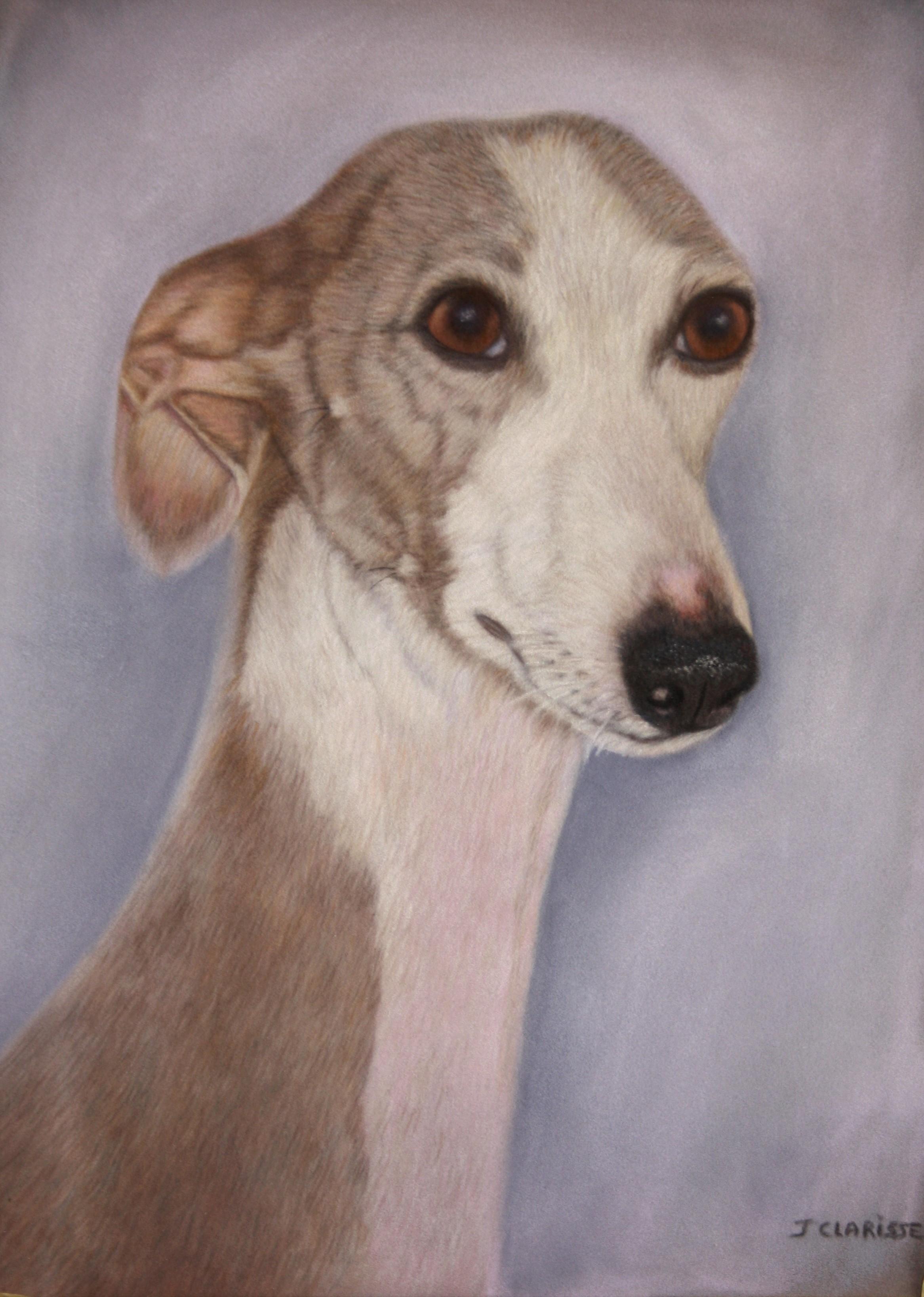 Portrait de Peggy
